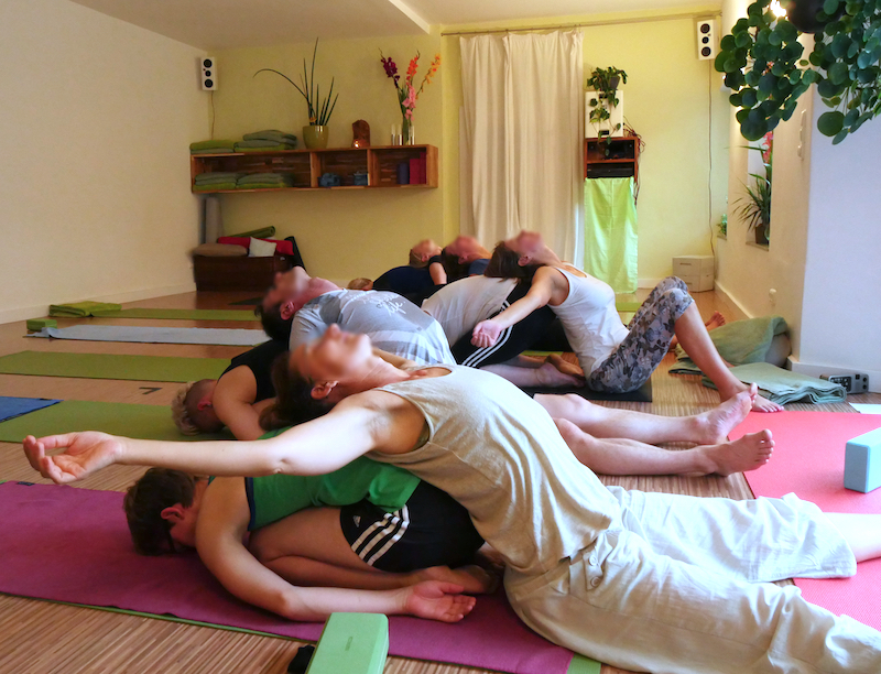 Hatha Yoga Augsburg
